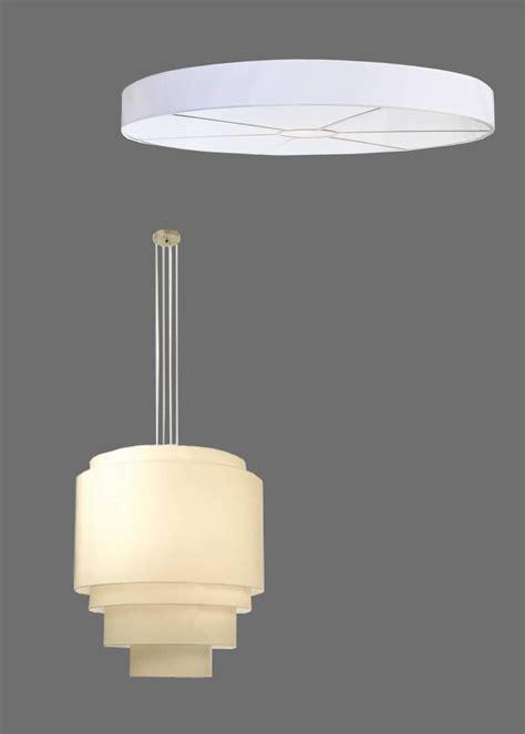 Fabric Pendant Lighting Meyda Custom Lighting Introduces 72 Inch Wide Custom Fabric Pendant