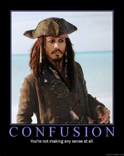 Captain Jack Sparrow Memes - january 2011 tinalicious