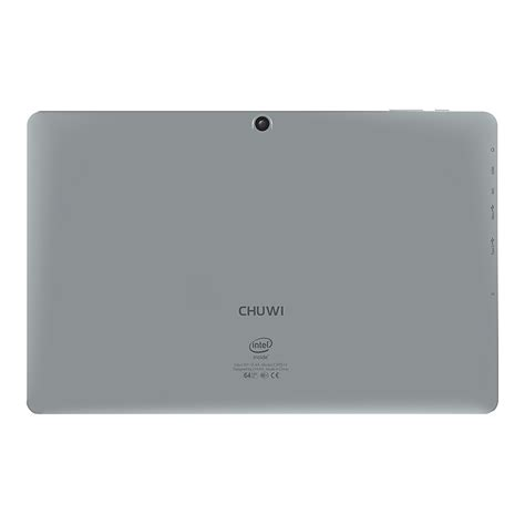 Tablet Pc Chuwi Hibook Pro 2in1 Ultrabook Type C 4gb 64gb 101 Gray chuwi hibook pro 2 in 1 ultrabook tablet pc gray