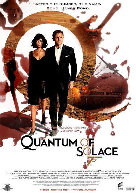 film review of quantum of solace james bond film review quantum of solace james bond