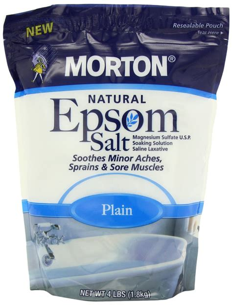 Does Mag Chloride Detox Like Epsom Salts by 7 Home Remedies For Opiate Withdrawal Opiate Addiction