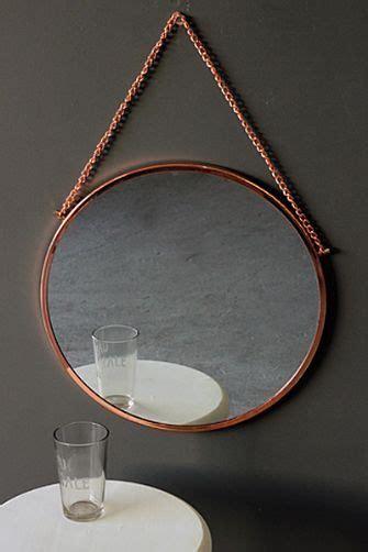 Elseswares Home Accessories And More by Bonlina Copper Circular Mirror More E S P E J O