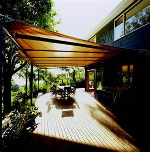 Awning For Deck Batten Awnings Contemporary Deck Sydney By