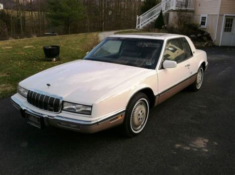 accident recorder 1991 buick riviera user handbook service manual 1991 buick riviera sunroof repair find used 1997 buick riviera 2 door coupe