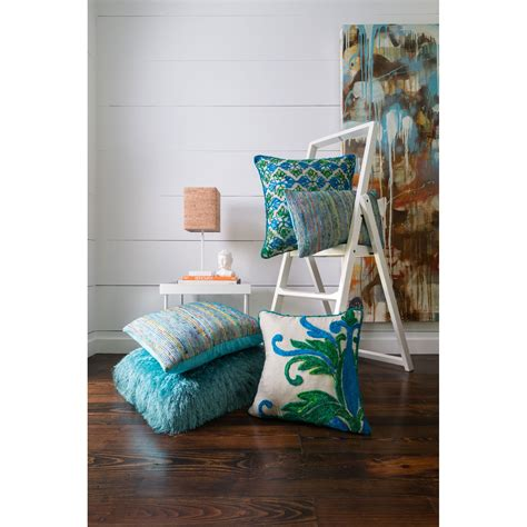 loloi pillows dhurrie style pillow blue 22 inch decorative pillow with poly insert loloi accent pillows throw pillows