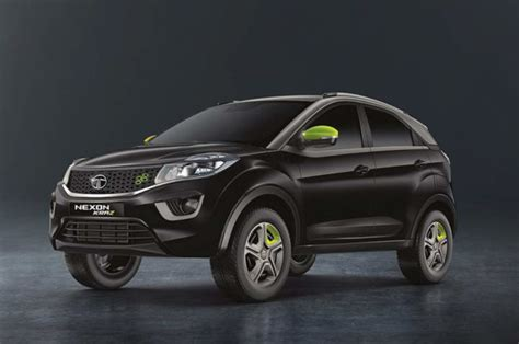 tata nexon kraz special edition launched  india  rs