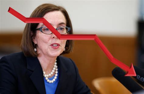 Kate Brown by New Poll Oregon Dem Gov Kate Brown S Approval Rating