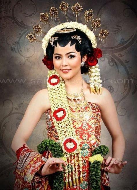 Make Up Pengantin Jawa pengantin adat jawa tata rias busana pengantin tradisional