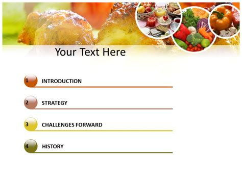 perspective nutrition powerpoint templates powerpoint
