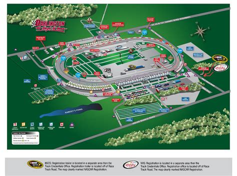 map kentucky racing tracks updated nscs nxs weekend schedule track map
