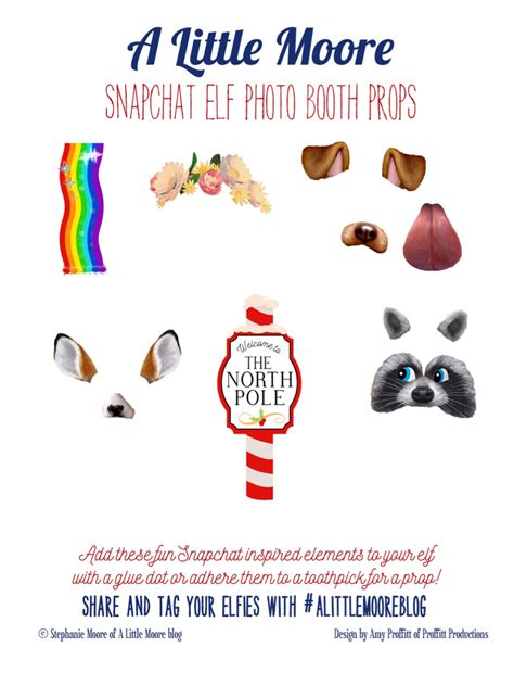 elf   shelf  snapchat filters   moore