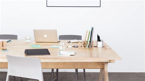 Lean To Desk by Opendesk Lean Desk
