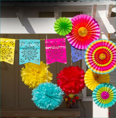 Cinco De Mayo Decorations by Cinco De Mayo On A Budget