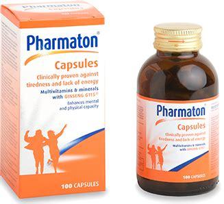 Vitamin Pharmaton Pharmaton Capsules Pharmaton Tonic Pharmaton Vitamins