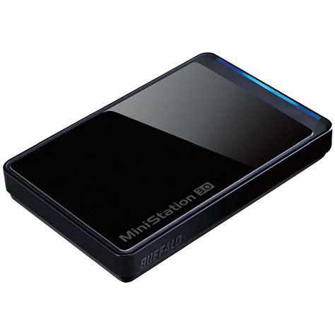 Harddisk Buffalo buffalo 1tb ministation stealth usb 3 0 portable drive