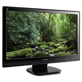 Monitor Lcd Viewsonic 22 viewsonic vx2253mh led 22 quot lcd monitor ln44630 scan uk