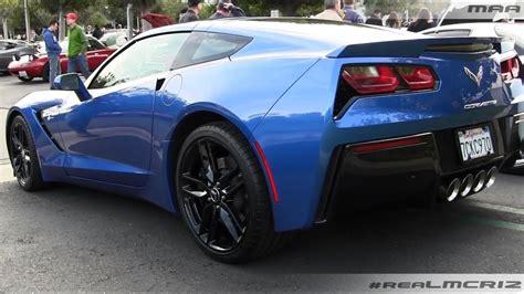 Corvette C7 R Bue blue 2014 chevy corvette c7 stingray