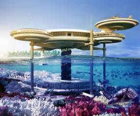 water hotel coolbusinessideas water discus hotel