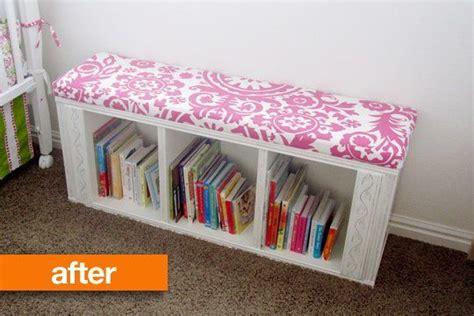 bookcase bench ideas  pinterest window seats