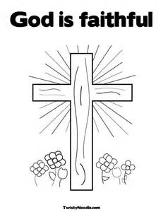 Hug from god coloring page coloring pages