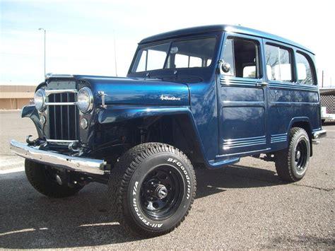 custom willys 1954 willys custom wagon 152083