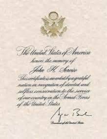 va certification letter presidential memorial certificate for deceased veterans eligibility letter related keywords amp suggestions