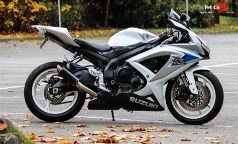 Suzuki Gsxf 600 Vex S 2008 Suzuki Gsxr 600 Limited Edition Revscene