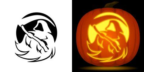 printable grim reaper pumpkin stencils grim reaper images printable download free printable