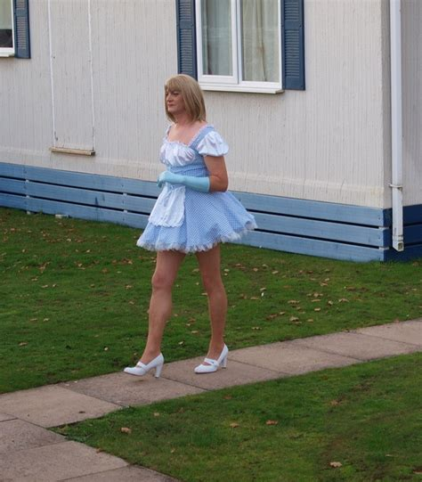 crossdressed at the mall videos 598 best feminized male maids and sissies images on