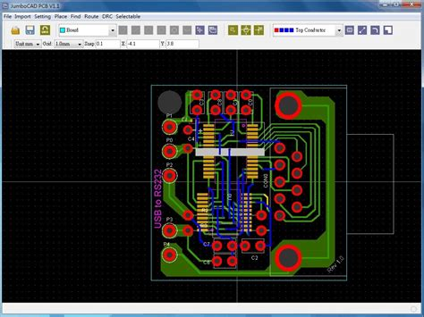 free pcb layout editor download live wire pcb design software pcb creator