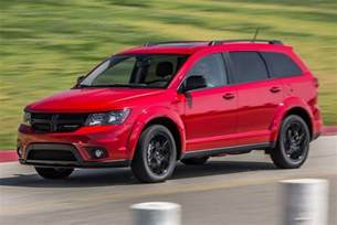 2017 dodge journey gt awd blacktop test motor trend