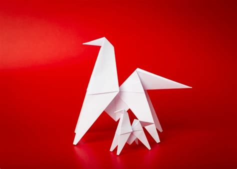 new year origami new year 2014 origami paper photo free