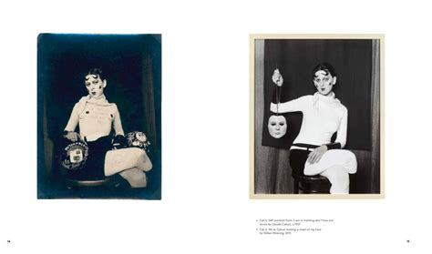 libro gillian wearing and claude gillian wearing and claude cahun behind the mask another mask hardco national portrait gallery
