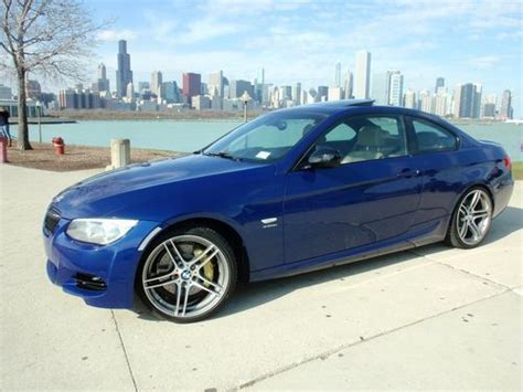 bmw 335is wheels purchase used 2011 bmw 335is performance le mans brembo 19
