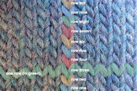 how to take out a row of knitting ask amanda how do i count my rows knitting and crochet