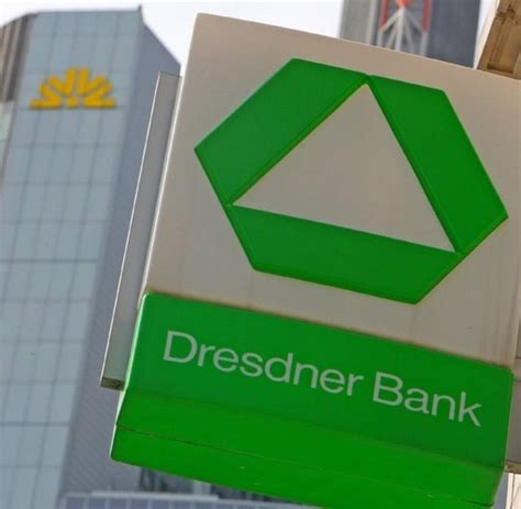 logo dresdner bank commerzbank kunden quot das geld ist nirgends v 246 llig sicher