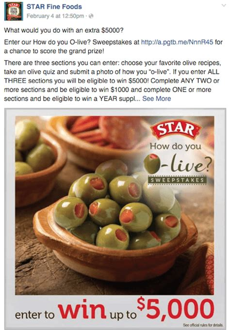 Facebook Giveaway Tips - 17 tips for successful facebook contests social media