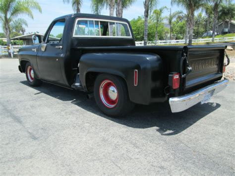 1973 chevy stepside ls1 hotrod custom rod for sale