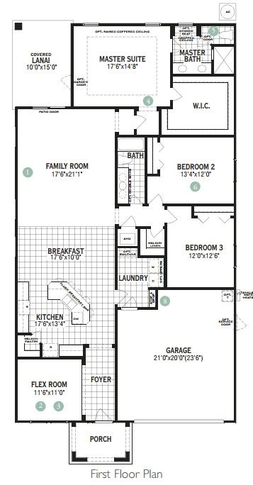 mattamy floor plans crosswater at pablo bay model ella mattamy homes home by