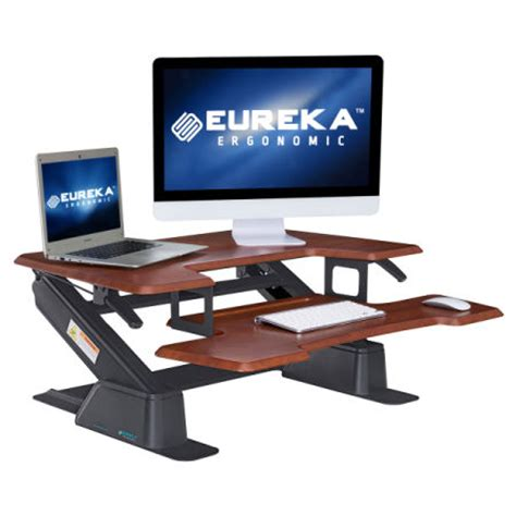 computer desk 36 inches wide shop for free shipping eureka ergonomic height