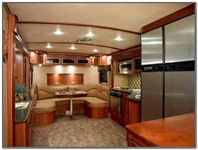 fifth wheel living room in front front living room 5th wheel travel trailers living room