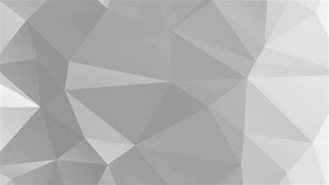 grey graphic pattern white polygonal geometric surface computer generated