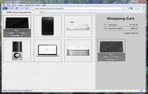 6 how to create drag drop using html5 tutorials a list of helpful html5 and css3 tutorials designemerald