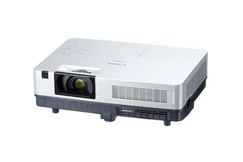 Proyektor Canon projector canon konsultan it jakarta supplier komputer