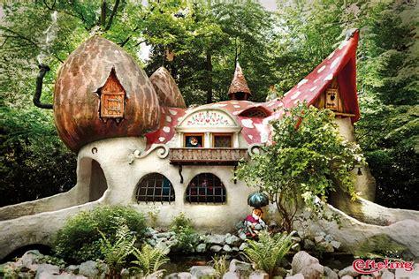 theme park efteling efteling wallpaper van het kabouterdorp in het
