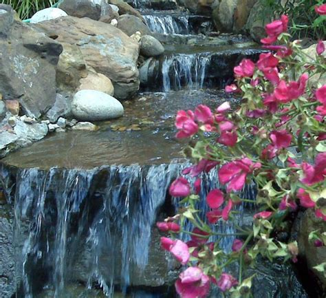 Backyard Creations Harbor Falls Backyard Creations Landscaping Water Features Ponds