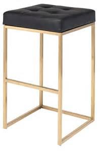 gold chi bar stool 29 5 quot modern bar stool