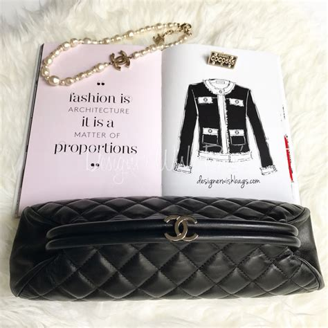 Hiltons Chanel Clutch Purses Designer Handbags And Reviews by Chanel Timeless Clutch Black Lambskin