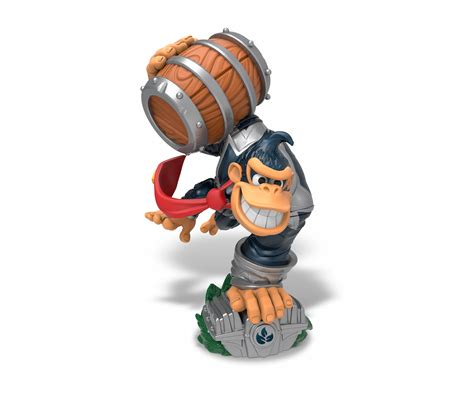 Kaos Sdcc skylanders superchargers edition announced with versions of kong bowser wii