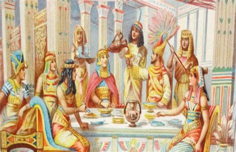 ancient culture ancient culture feasts in guide